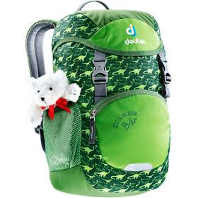 Deuter Schmusebär rugzak Kinderen 8L groen